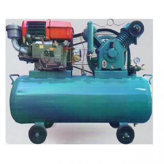 引擎式空壓機