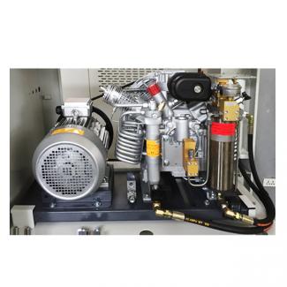 微油增壓機