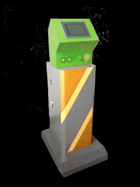 氣體輔助控制器